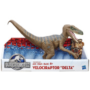 Jurassic World Velociraptor Delta Animal Figure