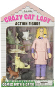 Crazy Cat Lady Action Figure