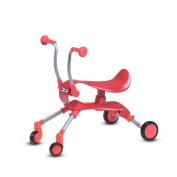 New Smart Trike Springo Bouncing Kids Baby Ride-On Stroller Bike Red 9003500