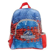 JURASSIC WORLD KIDS BACKPACK SCHOOL BAG RUCKSACK JURASSIC PARK
