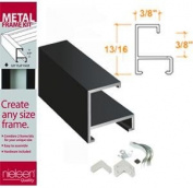 Nielsen Metal Frame Kit Accents Black 50cm