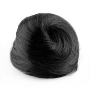 Smartbargain New Clip in Ponytail Bun Scrunchie Drawstring Hair Extension Synthetic Hairpiece