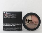 It Cosmetics Luxe High Performance Eyeshadow Trio