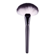 Large Fan Blush Powder Makeup Foundation COSMETIC Brush 02