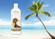 Fractionated Coconut Oil - 100% Natural - Great for Body Hair Skin Cooking and Much More - Provides Many Benefits - Works Like Magic - Great for Essential Oils
