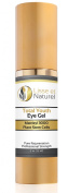 Lisse et Naturel Total Youth Eye Gel - Eye Cream For Dark Circles Puffiness and Wrinkles, 100% Natural Ingredients, Packed With Matrixyl 3000, Peptides, Hyaluronic Acid and MSM For The Most Effective Eye Treatment On The Market, 100% Satisfaction Guara ..