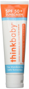 Thinkbaby sunscreen SPF50+ benefiting LIVESTRONG 90ml