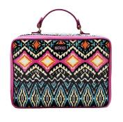 LONDON SOHO NEW YORK Love Fest Weekender Travel Cosmetics Bag