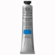 Winsor & Newton Professional Acrylic Colour Paint, 200ml Tube, Cerulean Blue Hue