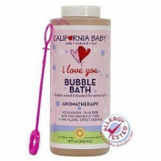 California Baby Bubble Bath Aromatherapy, I Love You 380ml
