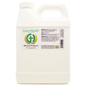 Rose Geranium Hydrosol - 950ml Plastic Jug w/ Cap - 100% pure, distilled from essential oil