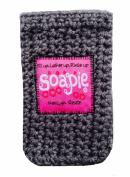 Hot Pink & Heather Soapie, Soap Saver Soap Sack