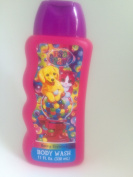 Lisa Frank Berry Scented Body Wash 330ml Bottle