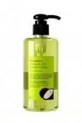 Coconut Oil Shower Cream Organic Virgin Coconut Oil for Dry and Sensitive Skin 300 Ml. (10 Fl Oz) By Koconae