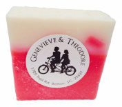 Raspberry Rush Bar Soap by Soapie Shoppe