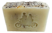 Genevieve & Theodore Rosemary & Peppermint Soap, 150ml Luxury Bar