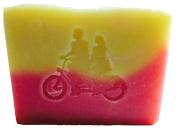 Genevieve & Theodore Cranberry Pomegranate Soap, 150ml Luxury Bar