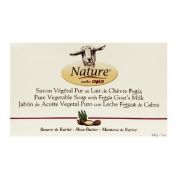Nature By Canus Bar Soap - Nature - Shea Butter - 150ml