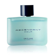 Oriflame Ascendant Aqua - Eau De Toilette for Men - 75ml
