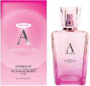 Angelical Women's Eau De Parfum 3.1 Fl. Oz./90 Ml - Inspired By Victoria's Secret Angel