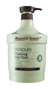 ECOPURE VITALIZING HAIR PACK 1000ml - NATURAL ORIGIN INGREDIENTS 86.7%