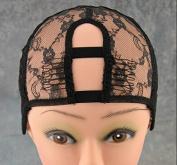 BHD Weaving Wig Foundation Wig Cap-U Part Wig Cap and Full Cap Options