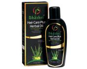2 X Dhathri Hair Care Plus Herbal Oil Anti Hair Fall Promotes Hair Growth -100ml