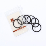 Silk Elastic Hair Ties