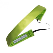 Sweaty Bands Fitness Headband - Wicked Exclusive Lime- 2.5cm