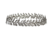 Gravity Threads Gold Leaf Headband