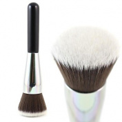 QINF Professional Flat Kabuki Brush Foundation Powder Multifunctional Makeup Tool