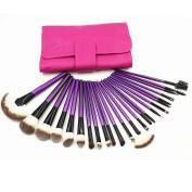 Beau Belle Makeup Brushes - 24pcs Luxury Makeup Brushes Set - Makeup Brushes - Professional Makeup Brushes - Make Up Brushes + Makeup Brush Case
