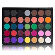 Morphe Brushes 35C Multi Colour Matte Eyeshadow Palette