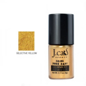 2 Pack J. Cat Shimmery Powder 122 Selective Yellow