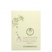 Sembem Makeup Blotting Paper Wood Pulp Facial Oil Control Absorption Tissue