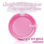 Etude House {New} Lovely Cookie Blusher - #3 Raspberry Tarte ( Hot Items ) by appgooddi