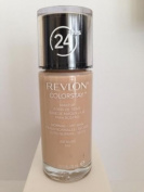 Revlon Colorstay Liquid Foundation 200 Nude Makeup with Pump Combination / Oily Skin Longlasting 24 Hours