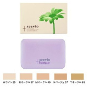 BEBUNNYS scevio 2 Way Foundation Case with input only puff 12.5g