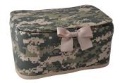 Military-theme Designer Wipes Dispenser, Army