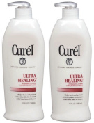 Curel Ultra Healing Body Lotion - 380ml - 2 pk