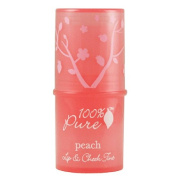 100% Pure Peach Glow Lip & Cheek Tint