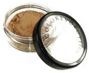 Colorevolution 100% Natural Full Coverage Mineral Foundation, Cappuccino, 10 Gramme