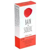 Bain de Soleil Mega Tan Sunscreen Lotion With Self Tanner, SPF 4 - 120ml