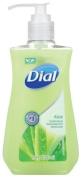 Dial Antibacterial Liquid Hand Soap, Aloe, 220ml
