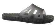 Sensi Shower Spa Pool Beach Sandal Waterproof Regatta Basic - Smoke
