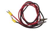 Plating Alligator Lead Wires U Plug