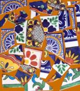 5 pcs Broken Tile Mosaic