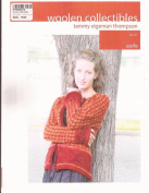 Aoife Fair Isle Cardigan - Woollen Collectibles Knitting Pattern for Women - lg-91