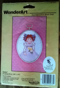 WonderArt counted cross stitch Oval no. 5073