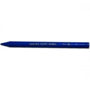 Monochromatic Kupi pencil blue JFY # 36